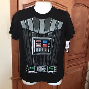 Darth Vader T-Shirt with Detachable Cape